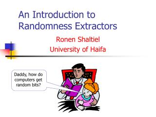 An Introduction to Randomness Extractors