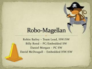 Robo-Magellan