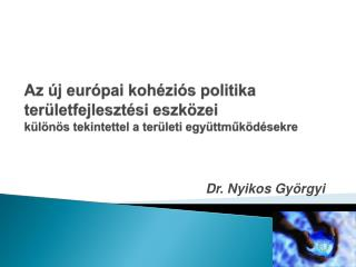 Dr. Nyikos Györgyi