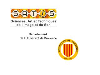 D partement  de l Universit  de Provence
