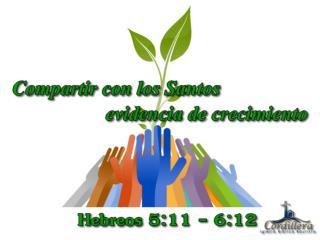 1. Las  Marcas de la inmadurez espiritual 5:11-14