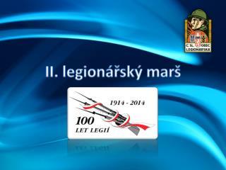 II. legionářský marš