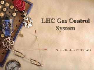 LHC Gas Control System
