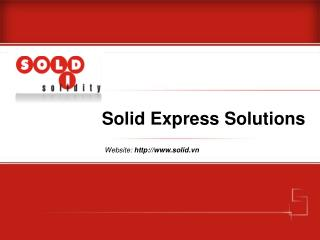 Solid Express Solutions