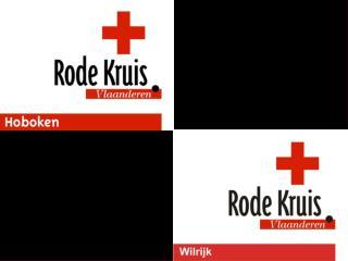 Rode  Kruis-Hoboken Rode Kruis - Wilrijk