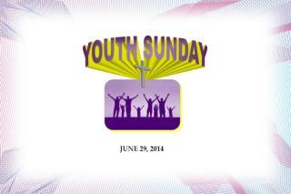 Youth Sunday 2014