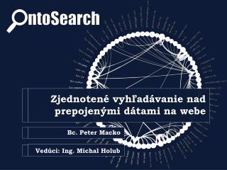 Zjednotené vyhľadávanie nad prepojenými dátami na webe