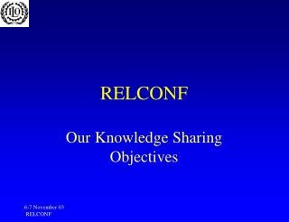 RELCONF