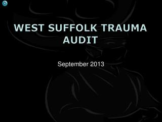 West Suffolk trauma audit