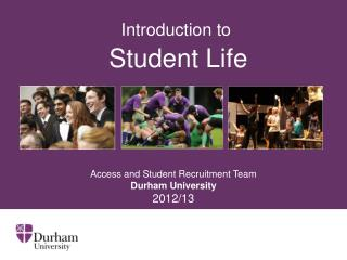 Introduction to Student Life
