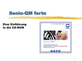 Senio-QM forte