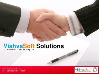 Vishva Soft  Solutions