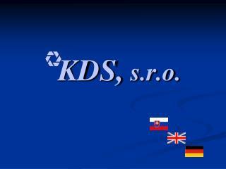 KDS, s.r.o.