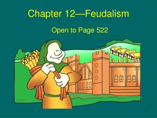 Chapter 12—Feudalism