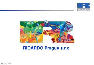 RICARDO Prague s.r.o.