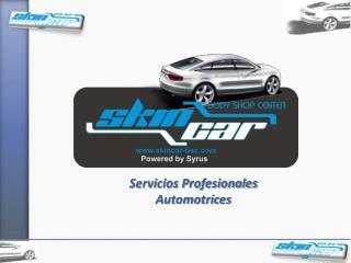 Servicios Profesionales Automotrices