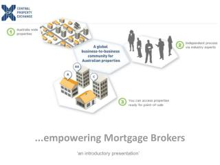 ... empowering Mortgage Brokers