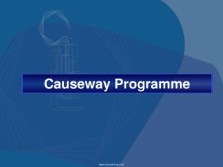 Causeway Programme