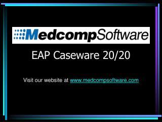 EAP Caseware 20/20