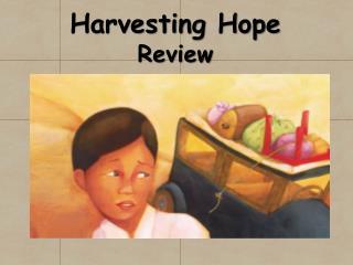 Harvesting Hope Review