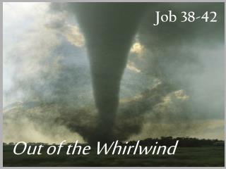 Job 38-42