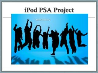 PSA Project