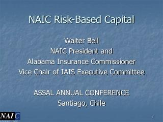 NAIC Risk-Based Capital