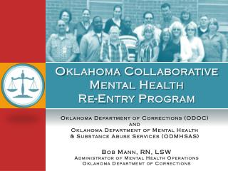 Oklahoma Collaborative Mental Health  Re-Entry Program