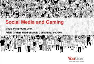Social Media and Gaming