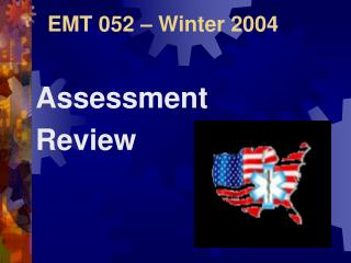 EMT 052   Winter 2004