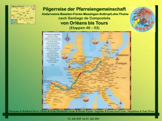 Unterkunft in Blois