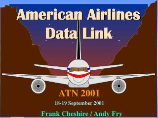 ATN 2001 18-19 September 2001
