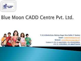 Blue Moon CADD Centre Pvt. Ltd.