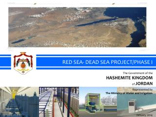 Red Sea-  Dead Sea Project/Phase I