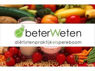 Els Pereboom, diëtist epereboom@zorgring.nl Diëtistenpraktijk Els Pereboom