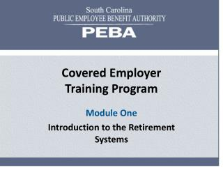 South Carolina Retirement Systems