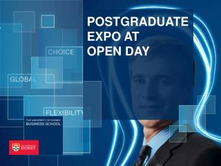 postgraduate EXPO AT      OPEN DAY