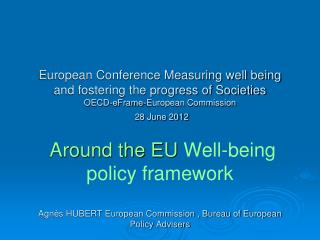 BEPA: the Bureau of European Policy Advisers