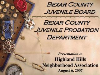 Bexar County Juvenile Board