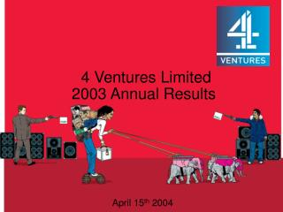 4 Ventures Limited