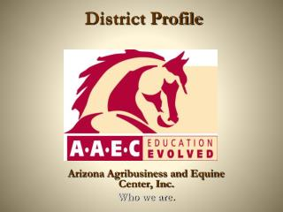 District Profile