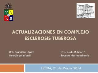 HCSBA, 21 de Marzo, 2014