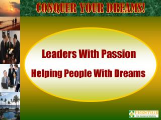 Leaders With Passion