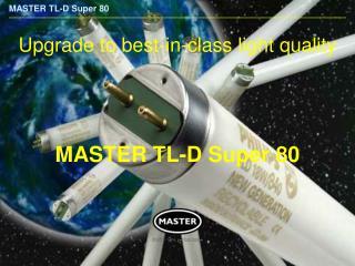 MASTER TL-D Super 80
