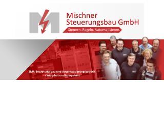 Mischner Steuerungsbau GmbH