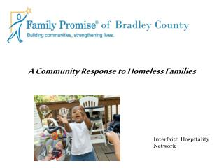 A Community Response to Homeless Families