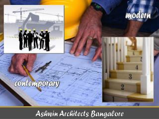 Ashwin Architects Bangalore