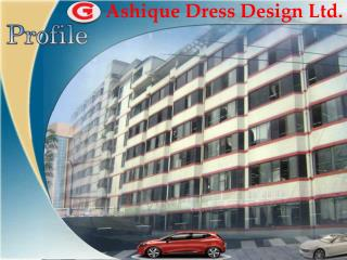 Ashique Dress Design Ltd.