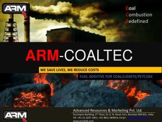 ARM - COALTEC