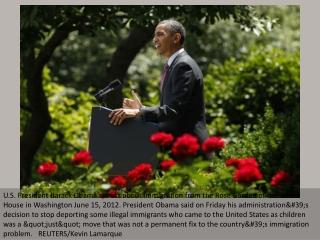 Obama eases deportation laws